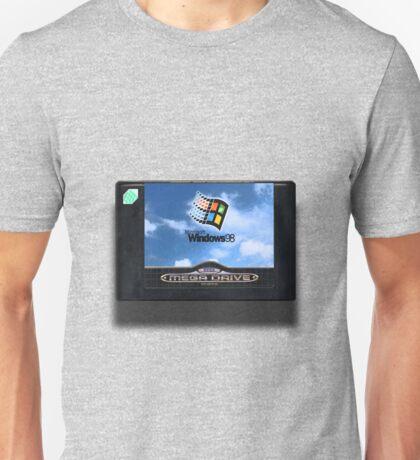 16-bit vaporwave Unisex T-Shirt