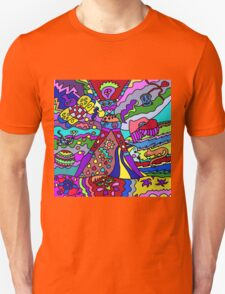 Abstract 12 Unisex T-Shirt