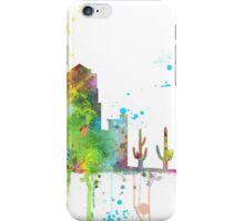 Tucson, Arizona Skyline  iPhone Case/Skin