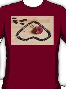 Domino Romance T-Shirt