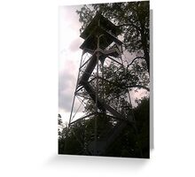 Watchtower 1 Greeting Card