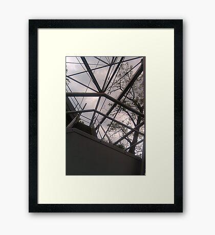 Watchtower 4 Framed Print