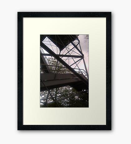 Watchtower 5 Framed Print