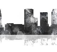 Tulsa, Oklahoma Skyline -  by Marlene Watson