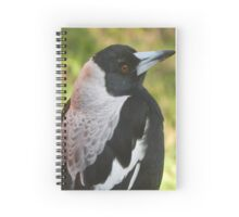 Magical Magpie Spiral Notebook