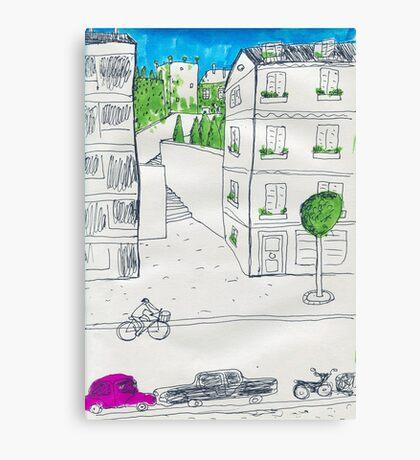 Vacation. #04 Canvas Print