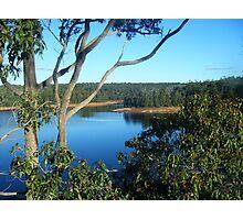 Wellington Dam, Collie, Western Australia Photographic Print