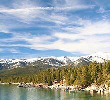 Lake Tahoe 2 by Matt Lipa