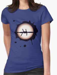 Barbed Moon Womens Fitted T-Shirt