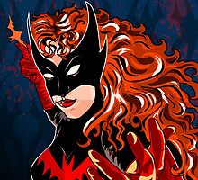 Batwoman by Patricia Anne McCarty-Tamayo