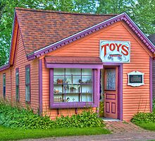 Toy Shop by ECH52
