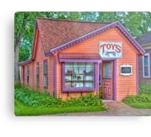 Toy Shop Metal Print