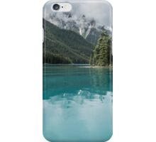 Maligne Lake 4 iPhone Case/Skin