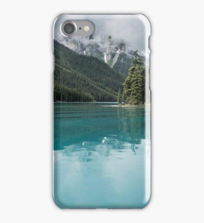 Maligne Lake 4 iPhone Case/Skin