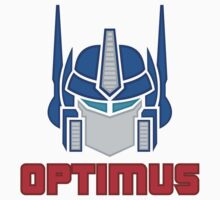 Optimus Prime Logo by Toon-Alchemist