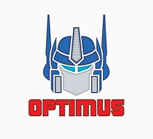 Optimus Prime Logo Unisex T-Shirt