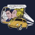 Volkswagen Tee Shirt - Got a Bug! by KombiNation