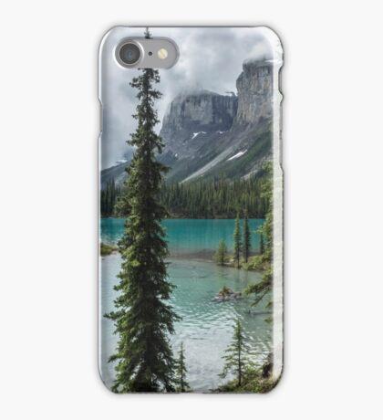 Maligne Lake 6 iPhone Case/Skin