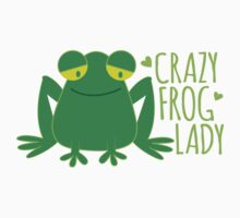 Crazy Frog Lady by jazzydevil