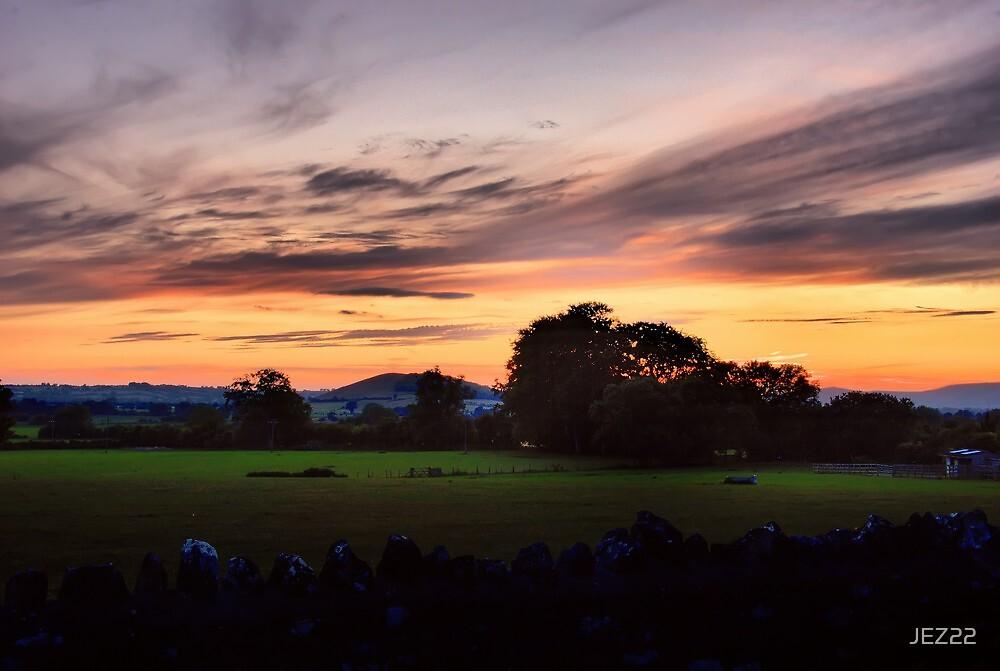 Somerset Sunset by JEZ22