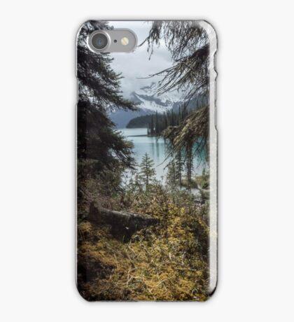 Maligne Lake 7 iPhone Case/Skin