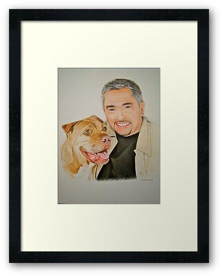 Cesar and Daddy.. by Gary Fernandez