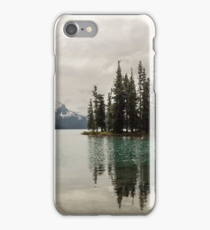 Maligne Lake 10 iPhone Case/Skin