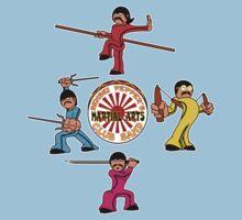 Sensei Pepper's Martial Arts Club Band Kids Tee