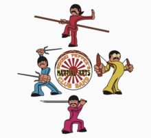 Sensei Pepper's Martial Arts Club Band Kids Clothes