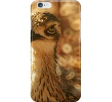 Bush Stone Curlew - Jnr iPhone Case/Skin