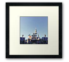 Disneyland 60th Framed Print