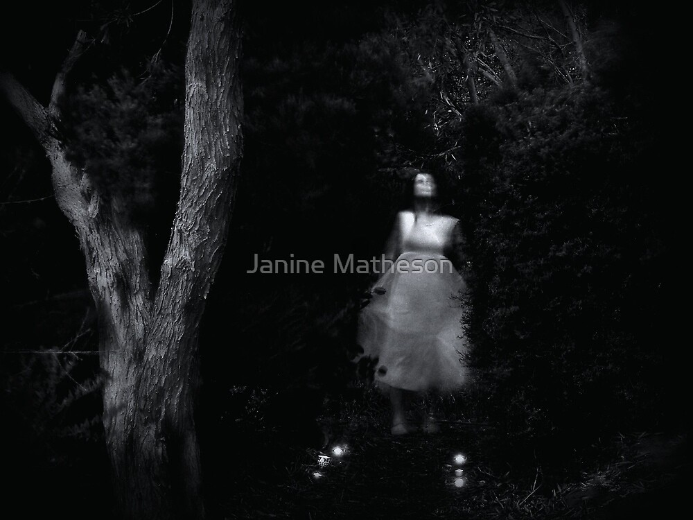 nocturnal girl by Janine Matheson