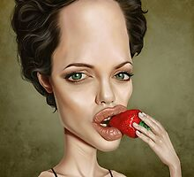 Angelina by Ioanaa