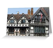 British History - Still Standing Greeting Card