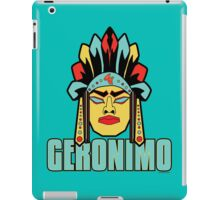 Geronimo - Legendary Warriors Series iPad Case/Skin
