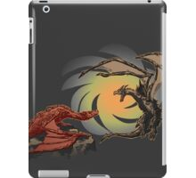 Alduin vs. smaug iPad Case/Skin