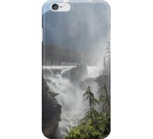 Athabasca Falls 2 iPhone Case/Skin