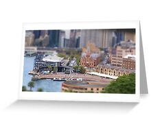 Toytown Sydney Greeting Card