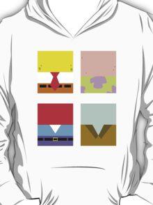 Minimal Spongebob T-Shirt