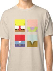 Minimal Spongebob Classic T-Shirt
