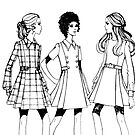 Le - Roy / Weldons Pattern 9223 : Mid 1960's by Lisa Defazio