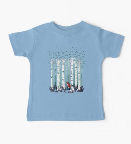 The Birches Baby Tee