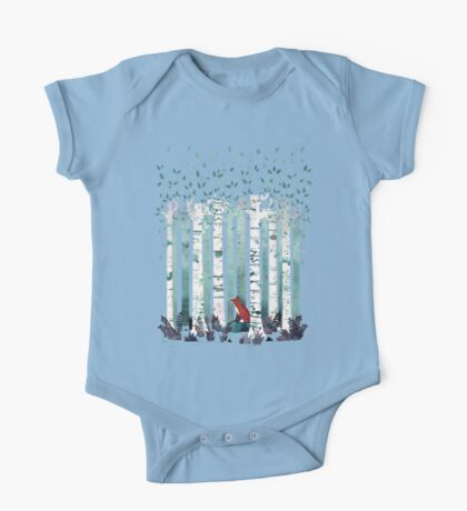 The Birches One Piece - Short Sleeve