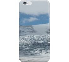 Athabasca Glacier panorama iPhone Case/Skin