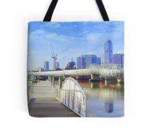Pier 5 Docklands - Melbourne - Victoria - Australia Tote Bag