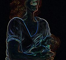 Mother and Child Bond, 2 by bazcelt