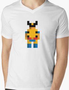 The Wolverine Mens V-Neck T-Shirt