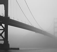 Golden Gate Bridge, San Francisco by kraftseins