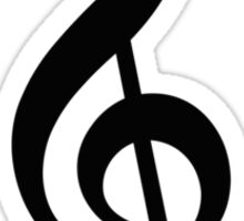 Music Note Sticker