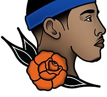 Carmelo Anthony - Traditional by lugervandross